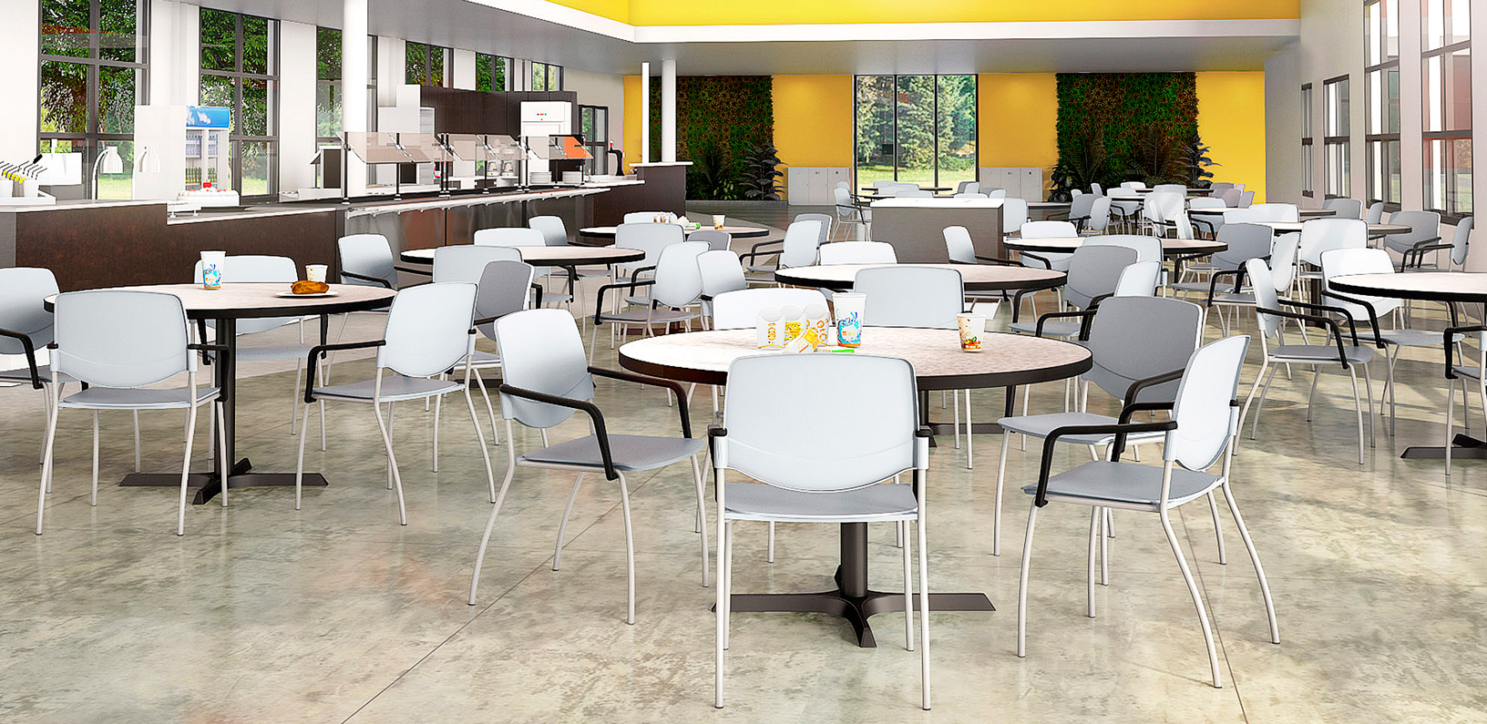 Cool Sutro Stackable Side Chairs Light Task Chairs Stools Download Free Architecture Designs Scobabritishbridgeorg